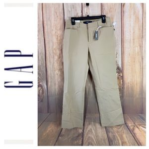 ➡️NWT Gap Flat Front Ankle Bootcut Pant Size 10